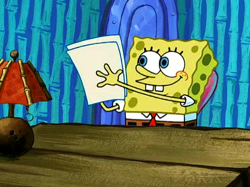Image result for spongebob procrastination