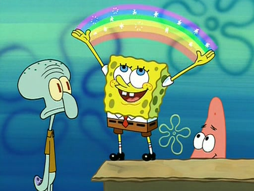 the idiocy of spongebob Good burger is a 1997 american comedy film by tollin/robbins productions and nickelodeon movies, released by paramount pictures, directed by brian robbins, and starring kenan paramount pictures, directed by brian robbins, and starring kenan thompson and kel mitchell.